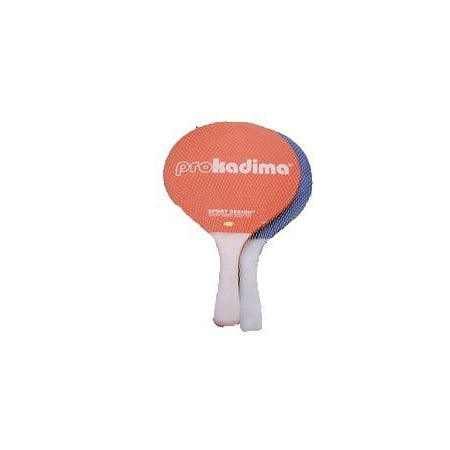 Sports Design: Pro Kadima Neon Color Paddle Ball (Orange & - Paddle Design