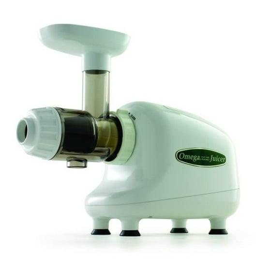 Omega Products J8003 Hand Juicer - Masticating - 80 Rpm - White (j8003) - Walmart.com