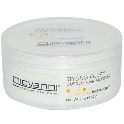 Giovanni Styling Glue Custom Hair Modeler, 2 Oz