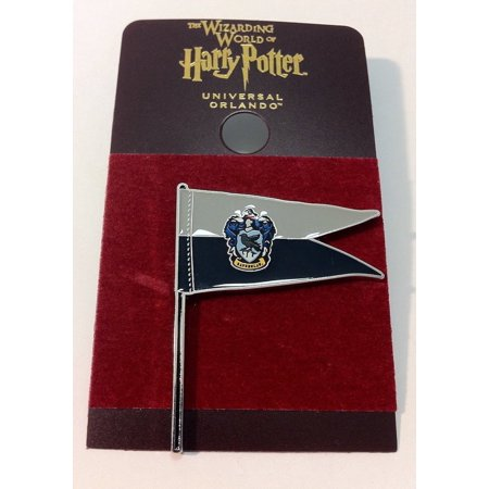 Universal Studios Harry Potter Ravenclaw Pennant Pin New with -