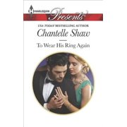 To Wear His Ring Again - eBook