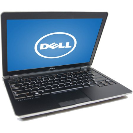 Refurbished Dell 12.5  Latitude E6230 Laptop PC with Intel Core i5-3320M Processor, 16GB Memory, 256GB Solid State Drive and Windows 10 Pro Refurbished Dell 12.5  Latitude E6230 Laptop PC: Key Features and Benefits: Intel Core i5-3320M processor2.60GHz16GB DDR3 SDRAM system memoryGives you the power to handle most power-hungry applications and tons of multimedia work256GB solid state driveStore 170,000 photos, 73,000 songs or 134 hours of HD video and more10/100/1000Base-T Ethernet, 802.11b/g/n Wireless LANConnect to a broadband modem with wired Ethernet or wirelessly connect to a WiFi signal or hotspot with the 802.11b/g/n connection built into your PC12.5  anti-glare LED displayIntel HD GraphicsAdditional Features:2 x USB 3.0 ports, 1 x USB/eSATA combo port, 1 x FireWire (IEEE 1394) port, 1 x VGA port, 1 x audio out jack, 1 x microphone jack, 1 x RJ-45 Ethernet portRechargeable battery with up to 30 minutes of run time3.6 lbs, 12.2  x 1  x 8.9 Software: Genuine Microsoft Windows 10 Pro 64-bitBackup and Restore options built into Windows allow you to create safety copies of your most important personal files, so you're always prepared for the worstSupport and Warranty: Refurbished items have a 90 days parts and labor limited warrantyRecovery partition on Hard DriveWhat's In The Box: Power cord and AC adapterRechargeable batteryQuick Start GuideTo see the manufacturer's specifications for this product, click here. To see a list of our PC Accessories, click here. Trade in your used computer and electronics for more cash to spend at Walmart. Good for your wallet and the environment - click here.