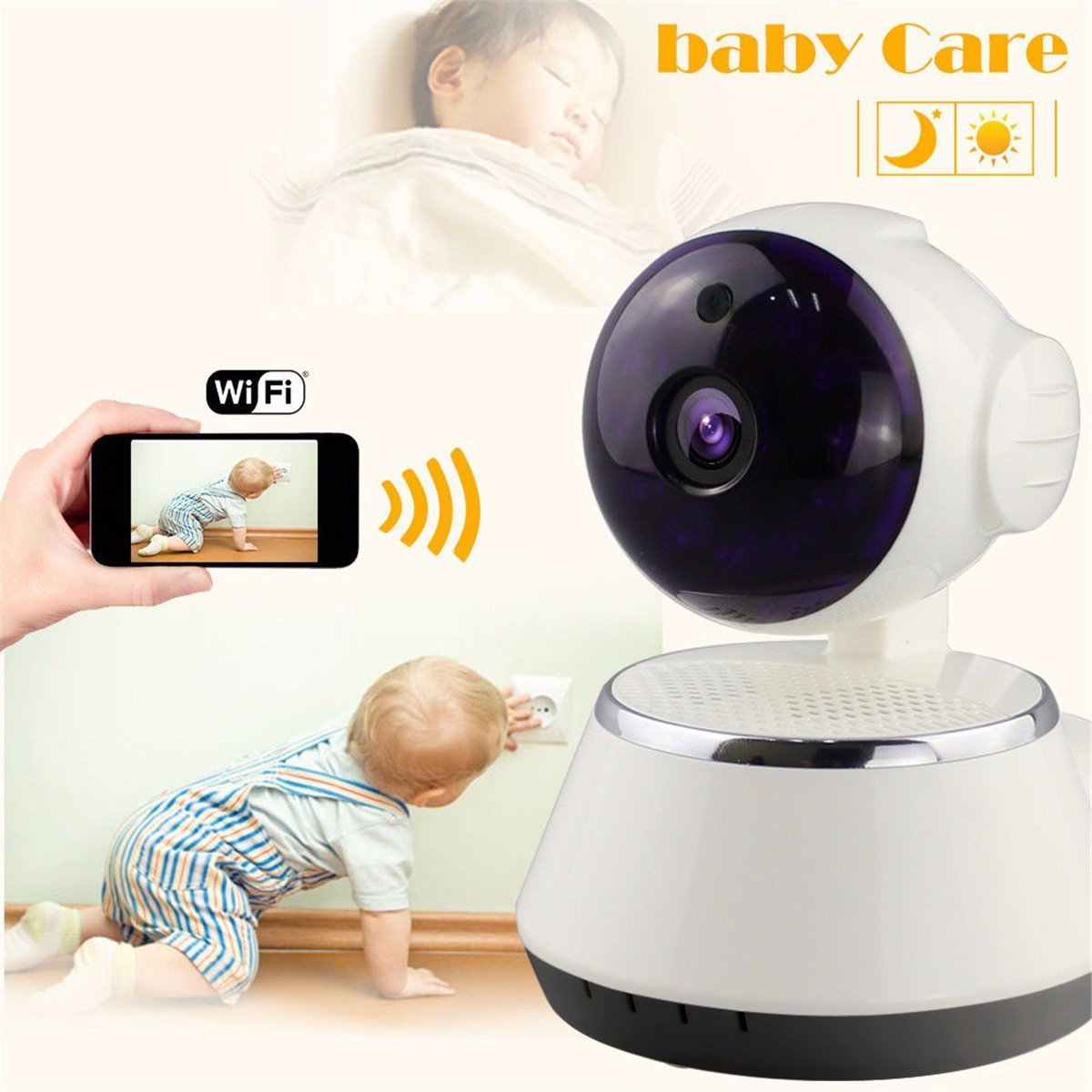 Shopping guide for best baby monitors. Last Updated October A baby monitor is an ever-present, all-seeing guardian that offers peace of mind while your baby naps. A good monitor blends into the background while your child sleeps but has the technology to alert you in seconds.