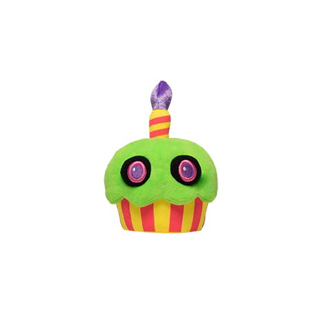 Funko Plush: Five Nights at Freddy's - Neon Cupcake Plush (Halloween At Freddy's Tryhardninja)