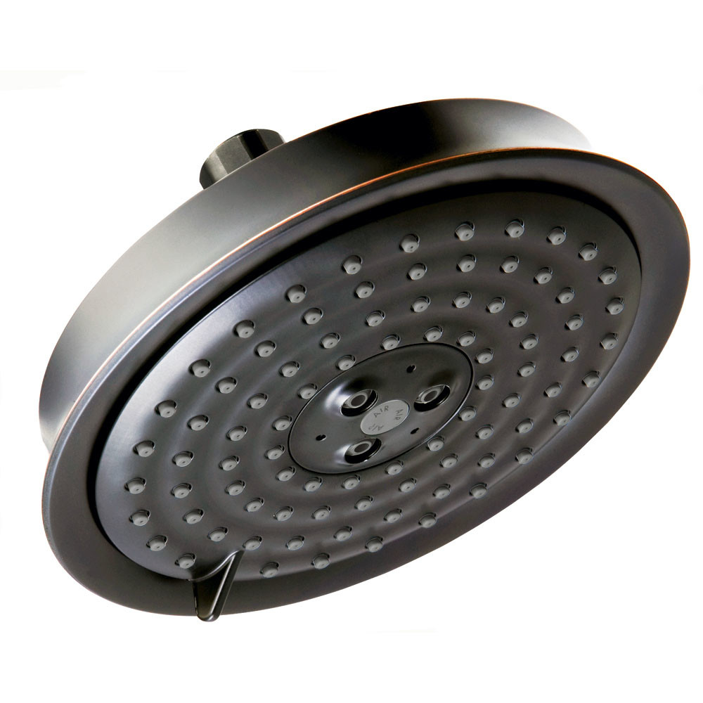 Hansgrohe 4721 Raindance 2 (GPM) Multi-Function Round Rain Shower Head - Limited Lifetime Warranty