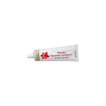 Sentry Petrodex Enzymatic Toothpaste for Dogs Poultry Flavor, 6.2 OZ