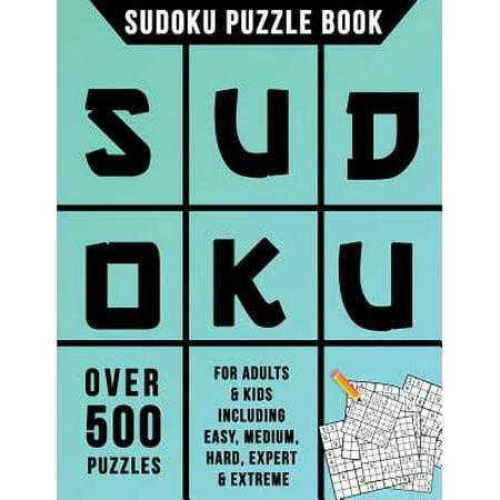 Sudoku Puzzle Book (Sudoku Touch Screen)