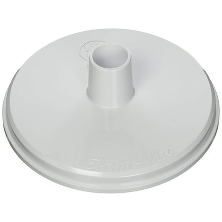 SP1106 Skim Vac In-Ground Pool Skimmer, Large skimmer vacuum plate with 1-1/2-inch straight adapter By (Best Large Skimmers)