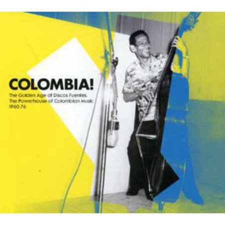 Colombia The Golden Years Of Discos Fuentes / Var