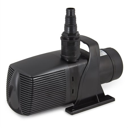 Pond pump water fountain waterfall pump 5283 gph for Best small pond pump