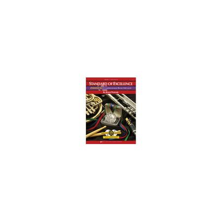 B-flat Clarinet Music Book - Standard of Excellence : Enhanced Comprehensive Band Method Book 1 (B-Flat Clarinet)