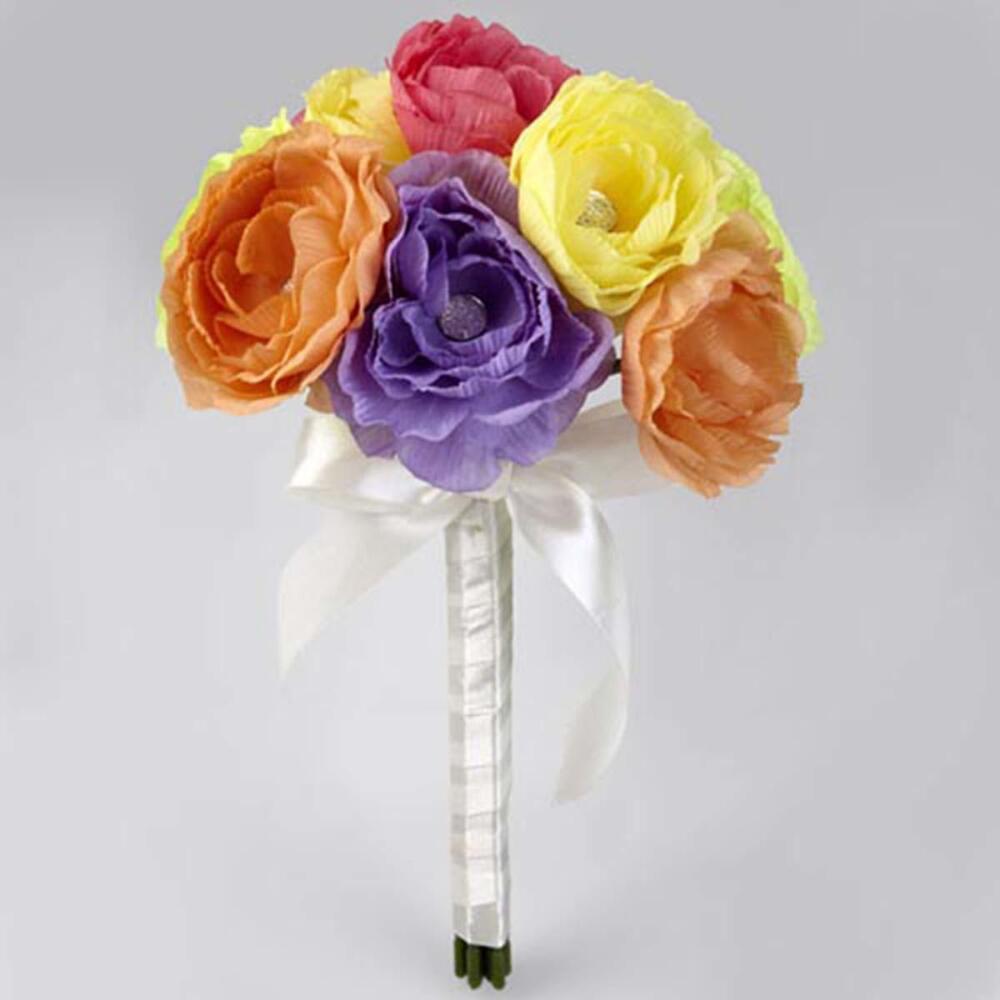 Bouquet w/Multi Flowers