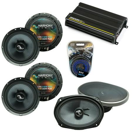 Fits Acura TSX Factory Premium Speaker Upgrade Harmony - Acura tsx speakers
