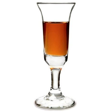 LIB3793 Libbey glassware Embassy Cordial Glass 1 Ounce by Libbey