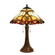 Rosabella Victorian 2 Light Table Lamp