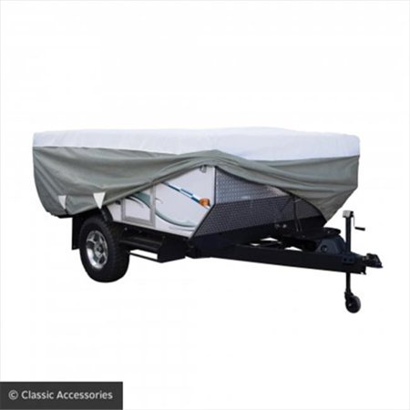 Classic Accessories 42183106 RV PolyPRO 3 Pop Up Camper Cover - 16 - 18