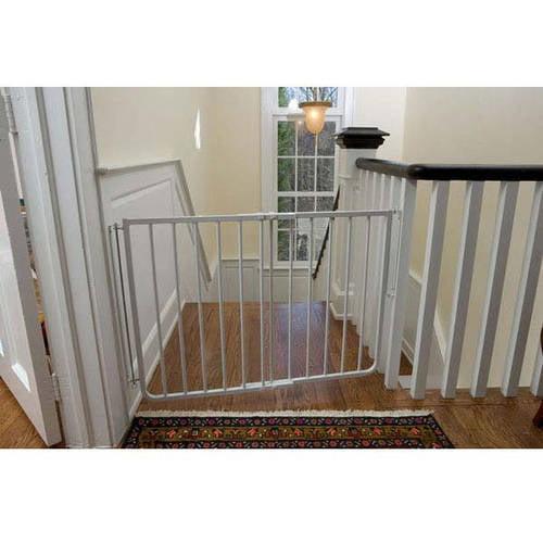 Cardinal Gates Stairway Special Hardware Mounted Pet Gate...
