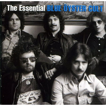 - The Essential Blue Oyster Cult (CD)