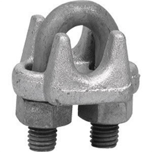 "Campbell 6991234 3/4"" WIRE ROPE CLIP FORGED 1000G"