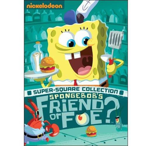 SpongeBob SquarePants: Friend Or Foe (Super Square Collection) (Full Frame)