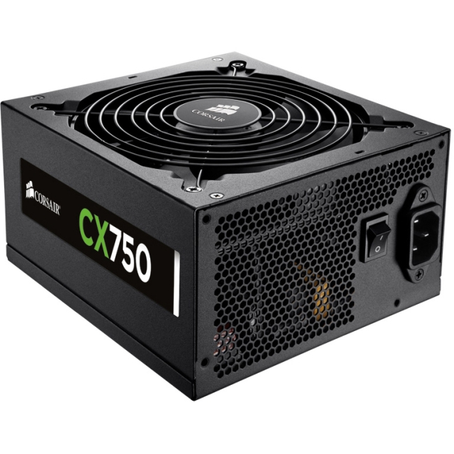 Corsair CX750 ATX Power Supply