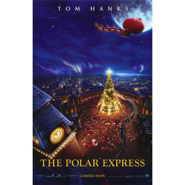 The Polar Express 2004 11x17 Movie Poster Walmart Com Walmart Com