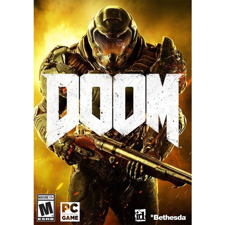Doom, Bethesda Softworks, PC, 093155170209