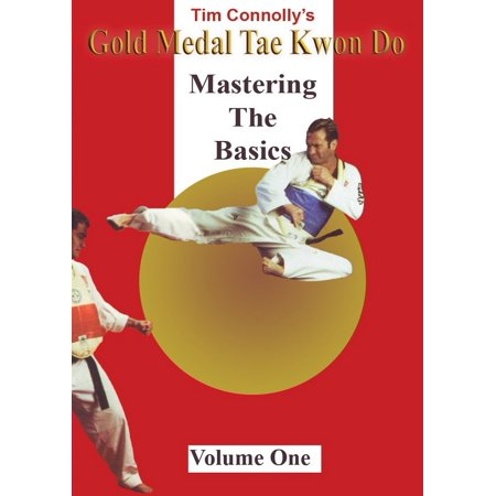 - Tim Connolly Gold Medal Tae Kwon Do #1 Mastering Basics DVD korean martial arts