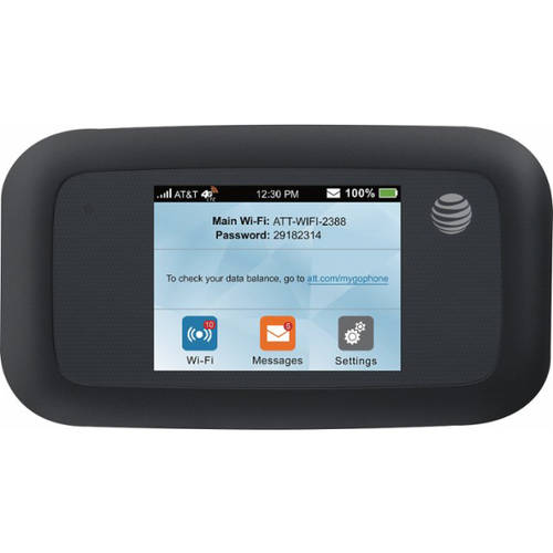 How to setup personal hotspot on at&t account