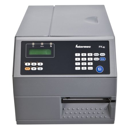 Intermec EasyCoder PX4i Thermal Transfer Monochrome Label Printer (Intermec Label Printer)