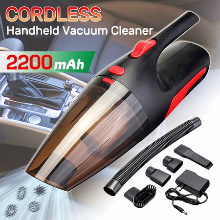 110-240V 120W High Power 5000PA Car Home Vacuum Cordless Portable Wet & Dry Dust Handheld