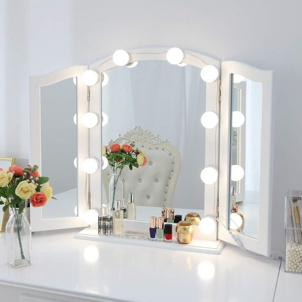 Mirror Lighting For Makeup Portable