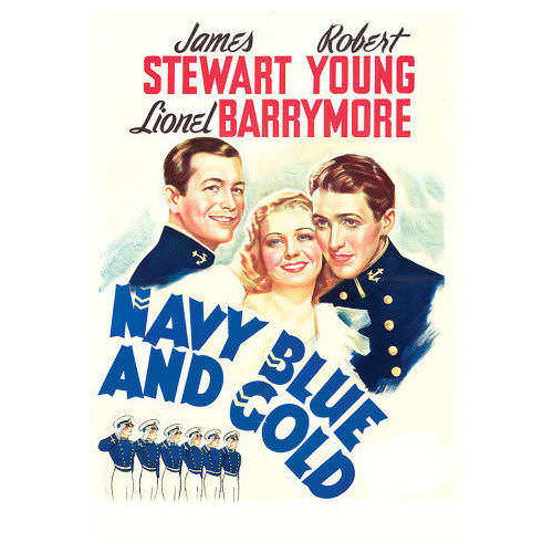 Navy Blue and Gold (1937)