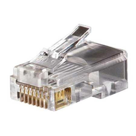 KLEIN TOOLS VDV826-611 Modular Data Plug -RJ45 -CAT5e,PK100