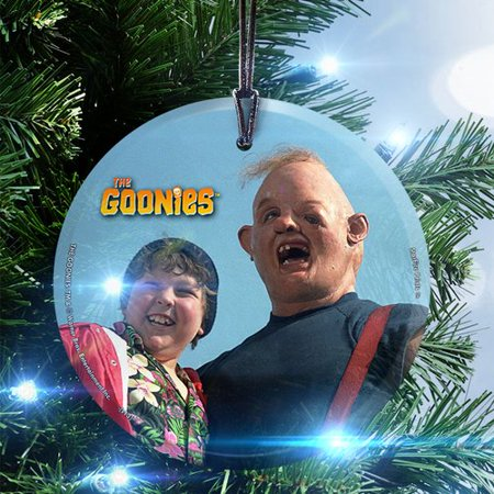Trend Setters Goonies (Sloth and Chunk) Hanging Shaped Ornament - Goonies Chunk