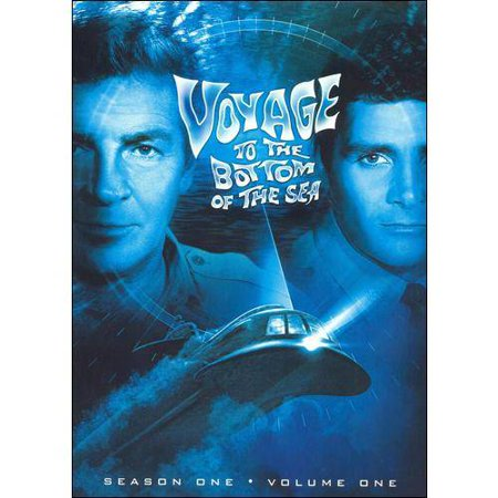 Voyage To The Bottom Of The Sea  Season One  Vol  1  Full Frame