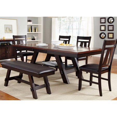 Astonishing Liberty Furniture Camille 6 Piece Rectangular Dining Table Set Caraccident5 Cool Chair Designs And Ideas Caraccident5Info