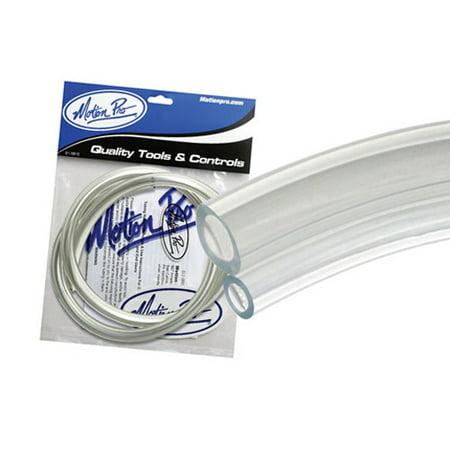 Motion Pro 12-0065  Mp Clear Pvc Fuel Line, 5/16 Id X 3