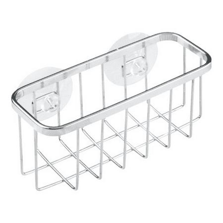 Interdesign 84702 Stainless Steel Suction Sink Center
