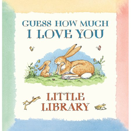 Guess How Much I Love You: Little Library](How Much Are Morphsuits)