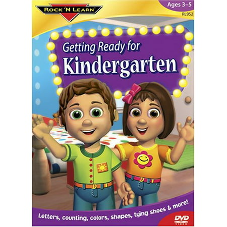Rock N Learn: Getting Ready for Kindergarten - Halloween Patterns For Kindergarten