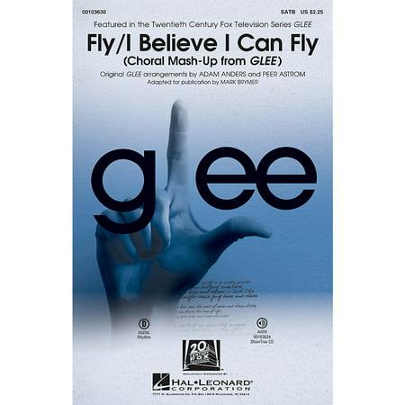 Hal Leonard Fly/I Believe I Can Fly (Choral Mash-up from Glee) SATB by Nicki Minaj arranged by Adam Anders (Nicki Minaj Costumes For Kids)