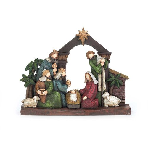 Dicksons Inc Creche and Nativity