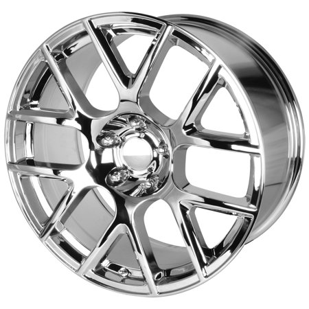 Replica 163C Charger Scat Pack 20x9 5x115 +20mm Chrome Wheel Rim 20