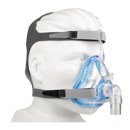 Sales Demo: Innova Full Face (size L) CPAP Mask with Headgear by Sleepnet (Ultra Soft AirGel!) - No