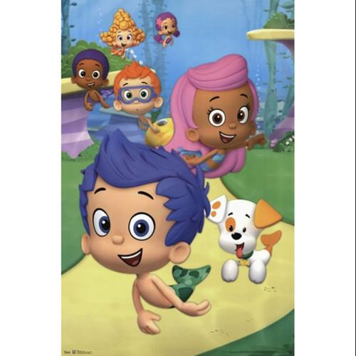 Bubble Guppies - Group Poster Print (22 x 34)