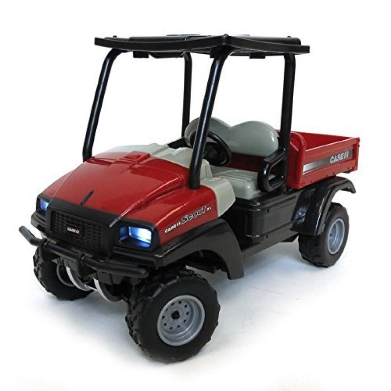 Ertl Big Farm 1:16 Case Ih Scout Utv by TOMY