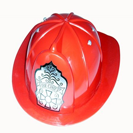J15344 Child Fireman Hat Red - Fireman Hat Craft