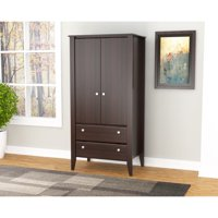 Inval America LLC Inval Modern Two-Door Storage Armoire