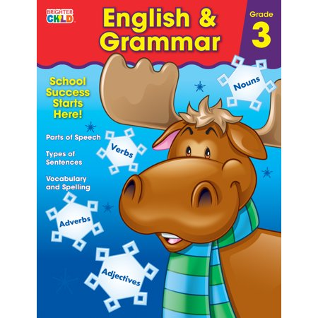 English & Grammar Workbook, Grade 3 (Grammar And Language Workbook Grade 11 Answer Key)